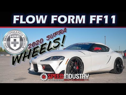 HRE Flow form FF11 Wheels | 2020 supra