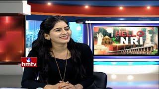 Lajja Movie Heroine Madhumitha Exclusive Interview   Hello NRI   HMTV
