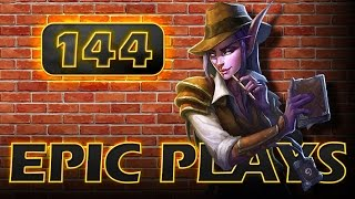 Epic Hearthstone Plays #144