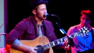 Thinking Bout You- Nick Jonas (Live In The Vineyard)