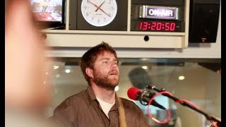 """Trampled By Turtles """"Alone"""" Live on Soundcheck"""