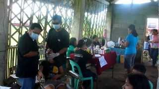 Medical and Dental Outreach at Taloc CRC, 10.15.12 B