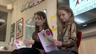 Mijdrechtertjes schrijven mee aan Het KLEINTJE Schoolalfabet