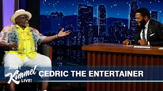 Cedric the Entertainer on Romance with Anthony Anderson's Mom & Hosting the Emmys
