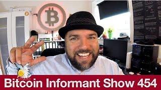 #454 Bitwala erste deutsche Blockchain Bank,Bakkt Bitcoin Futures & Einfluss von Wall Street