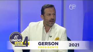Dr. Gerson Almeida en RTS (Segunda Parte).