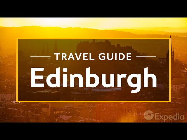 Video Pronunciation of Edinburgh in English