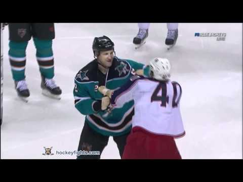 Jared Boll vs Jim Vandermeer
