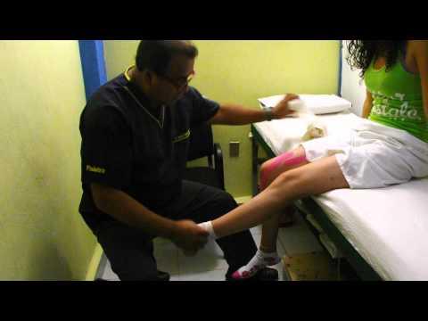 Hinchazón de las articulaciones y rigidez en las piernas