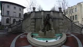 360: Memorial Steps in Lynchburg, VA