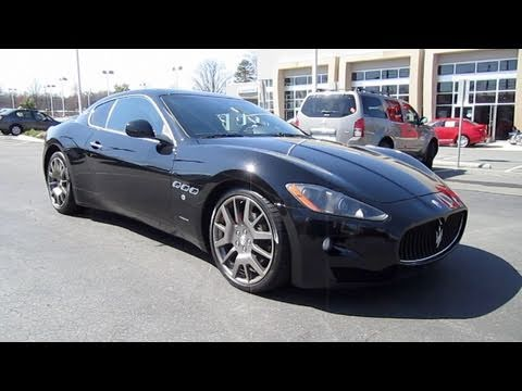 2009 Maserati Gran Turismo In-Depth Review