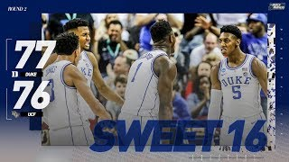 Instant classic: Duke survives UCF's upset bid (extended highlights)