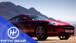 Fifth Gear : Jaguar XK vs. XK Cabriolet