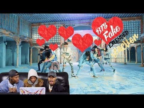 Download bts fake love official mv extended ver 3gp  mp4