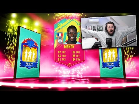 87 CARNIBALL MENDY SBC! - FIFA 19 Ultimate Team