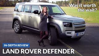 2021 Land Rover Defender in-depth review - was it worth the wait? by Carbuyer