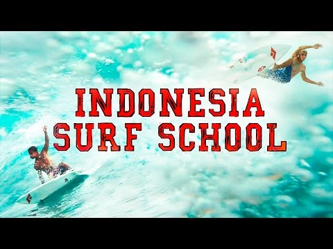 Indonesia Surf School