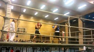 preview picture of video 'Boxclub Heidelberg - Wettkampf in Mingolsheim am 19.05.2012'