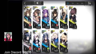 Jessica  - (Arknights) - Arknights Skin  JESSICA THE BLACK STEAL RANGER