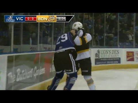 Brandon Cutler vs. Jonny Lambos