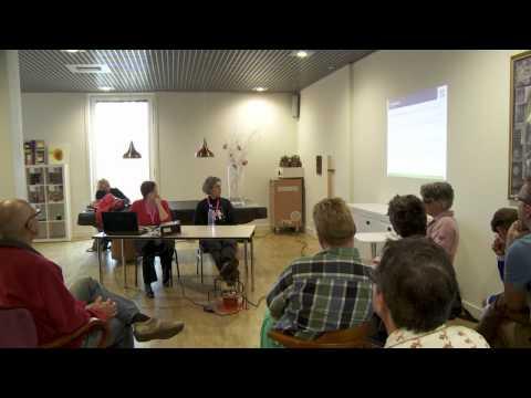 Sfeerimpressie Symposium Roze Ouderenzorg