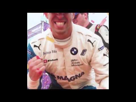 Join in the celebrations with Antonio Felix da Costa after P3 in the #SanyaEPrix – BMW i Motorsport.