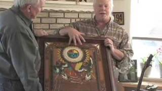 Travel Guide New Mexico tm, Brad Martin Leather Artist, JD Challenger