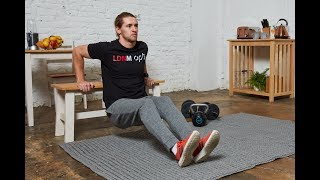20 Minute Home HIIT Workout by LDNM TV