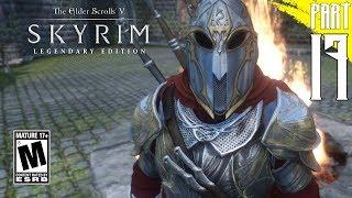 【SKYRIM 200+ MODS】 High Elf Gameplay Walkthrough Part 17 [PC - HD]