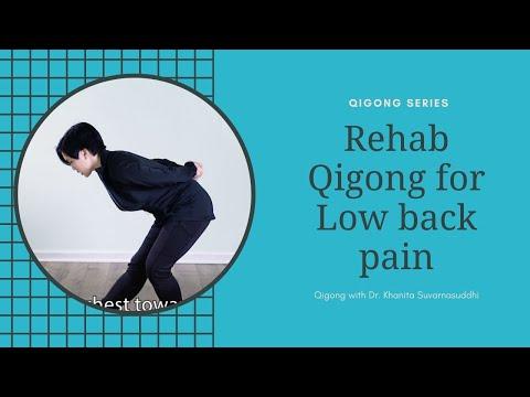 Qigong for Low Back (Pheonix Stretch)