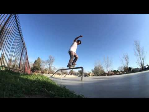 Shred Legion and Friends Taft and Wasco Trip