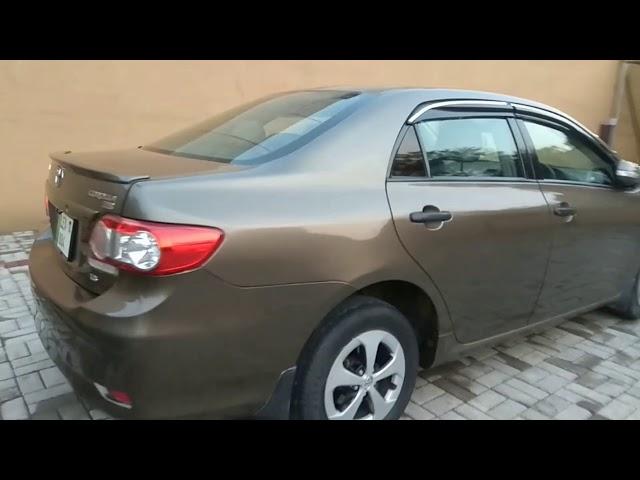 Toyota Corolla GLi Automatic 1.6 VVTi 2014 for Sale in Lahore