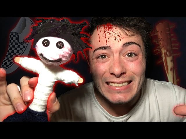 Do Not Use A Real Life Voodoo Doll At 3 00 Am This Is Why Haunted Challenge
