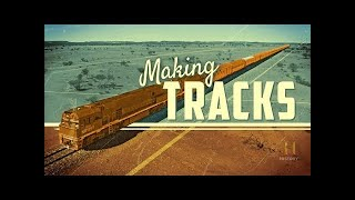 History Channel - Making Tracks 1/3 The Indian Pacfic: From Coast to Coast HD