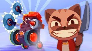СКАЧАЙ ОБНОВУ! ► CATS: Crash Arena Turbo Stars |34|