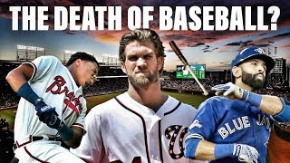 Baseball's Old Mentality Is KILLING It's Own Game