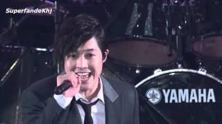 [2015.02.20] Kim Hyun Joong Gemini Tour Concert