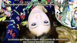 F(x) ~ Beautiful Stranger (Sub Esp. Han. Rom)