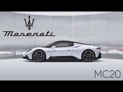 New Maserati MC20 First Look
