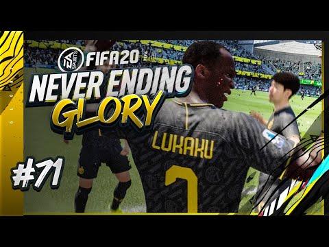 MENSEN SLOPEN MET LUKAKU!!! | FIFA 20 NEVER ENDING GLORY #71