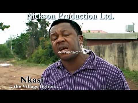 NKASI The Village Fighter - African Movie