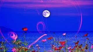 """STOP MENSTRUAL CRAMPS - """"Luna's Touch"""" - Relaxation & Stress Relief Music Therapy"""