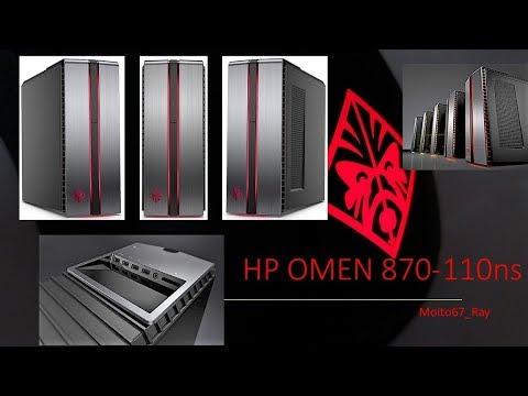 HP Omen 870-110ns, Ordenador de Sobremesa Intel Core i7-6700, 16GB RAM, 2 TB, Windows 10 Home 64