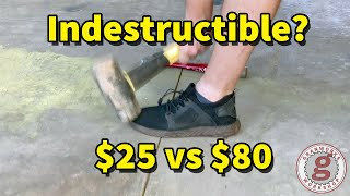 """Indestructible"" Ryder Shoes for $25?"