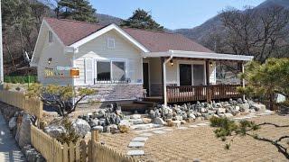 GH 23 포치 광주 봉현리 전원주택 목조주택