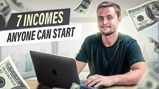 How I Built 7 Streams Of Income By Age 24