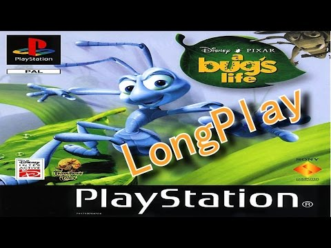 A BUG'S LIFE / jeu Playstation 1 - PS one / complet / PAL