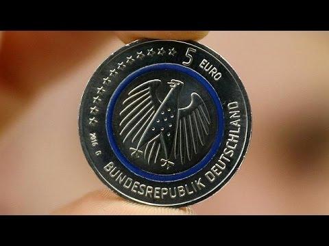 Deutschland: Kassenschlager 5-Euro-Münze