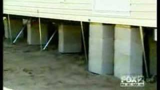 Tornado vs Mobile Home