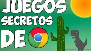 TOP 10 JUEGOS OCULTOS DE GOOGLE || INCLUSIVE SIN INTERNET||